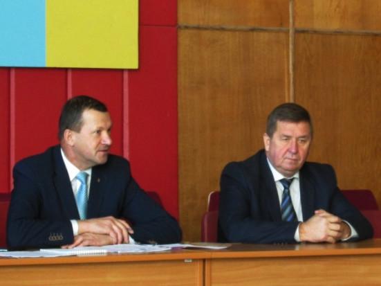 У Камені-Каширському відбулося засідання місцевої ради регіонального розвитку