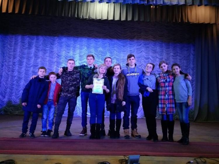 Камінь-каширський дитячий театральний колектив виборов перше місце у другому турі обласного фестивалю театральних колективів