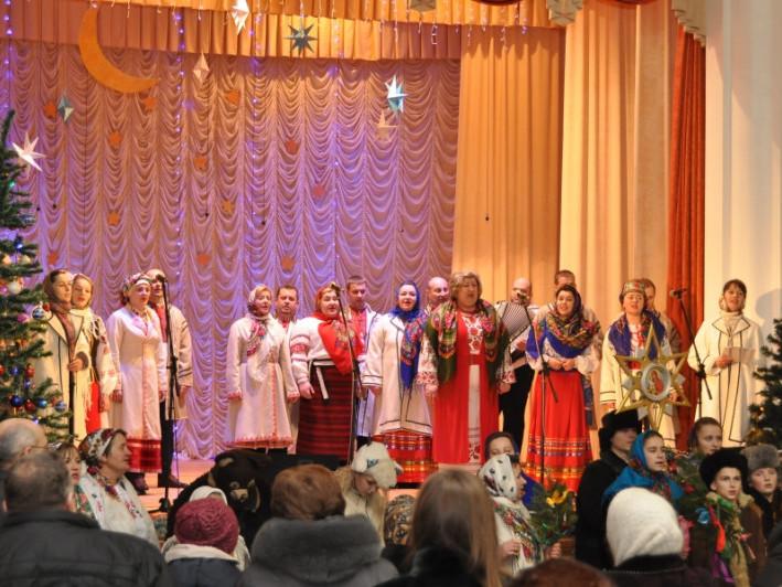 Благодійний різдвяний концерт у Камені-Каширському