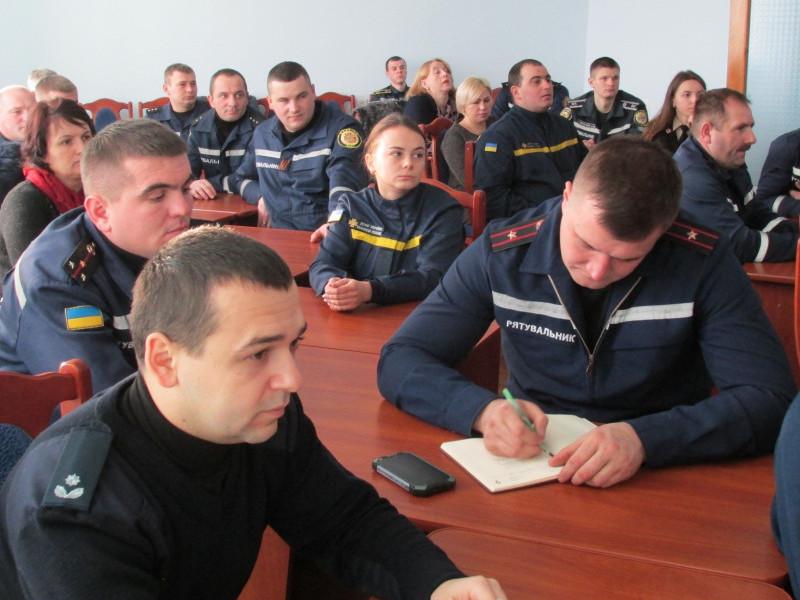 Волинські рятувальники підсумували свою роботу