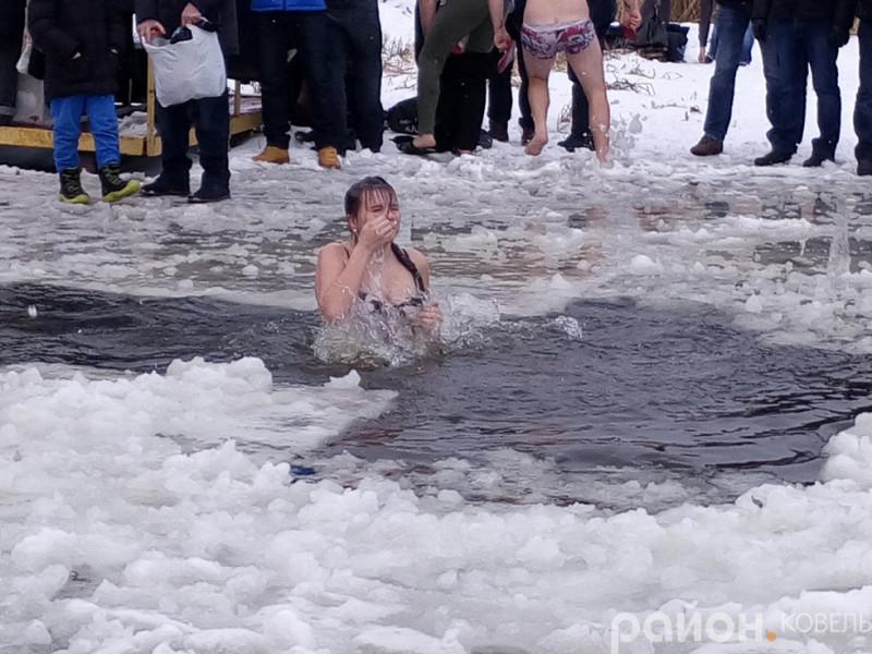 Правила купання на Водохреще: поради від рятувальників