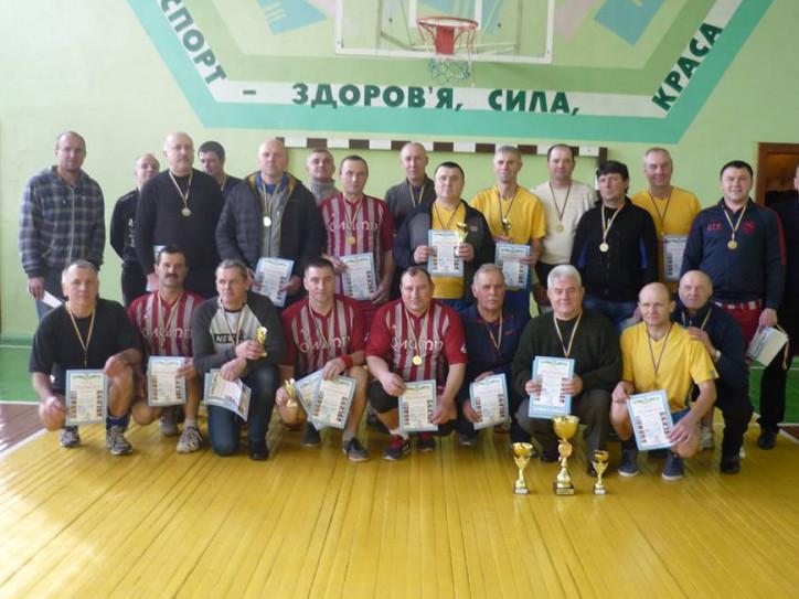 Камінь-каширці завоювали перехідний «Кубок Полісся»