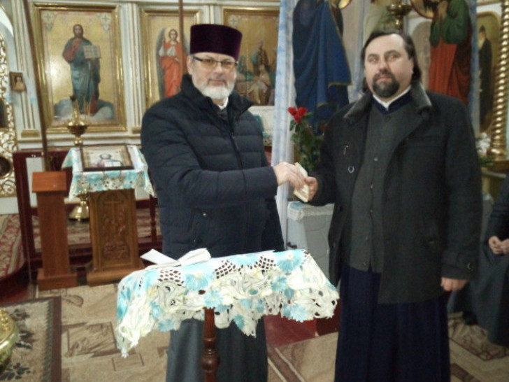 Обездолені діти Камінь-Каширщини отримали пожертви