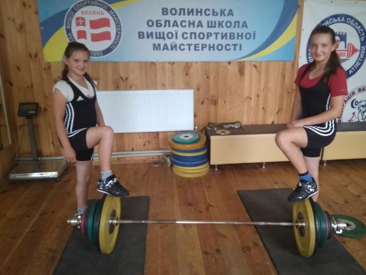 Юна спортсменка з Камінь-Каширщини представлятиме район на Чемпіонаті України