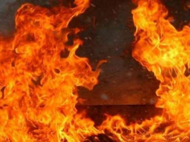 Протягом тижня на Камінь-Каширщині трапилося три пожежі