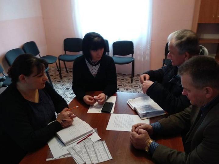 Для жителів Гути-Боровенської ОТГ провели навчальний семінар