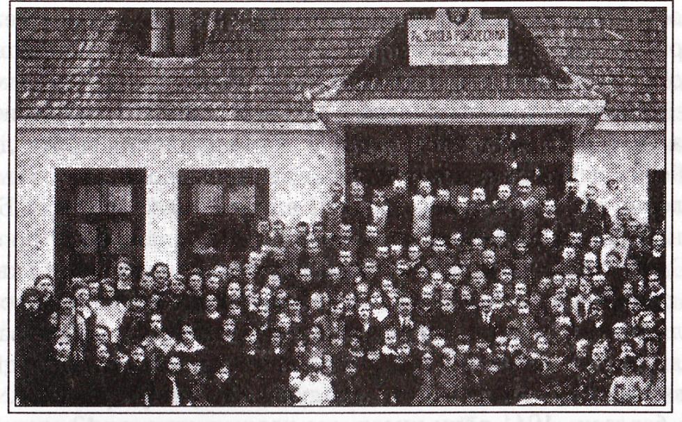 Місцева школа у 1930-х роках