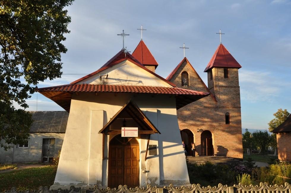 Каплиця домініканського монастиря І пол. ХVІІ ст., м. Камінь-Каширський