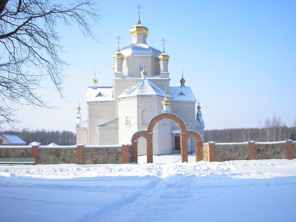 Петропавлівський собор. 2015 р.