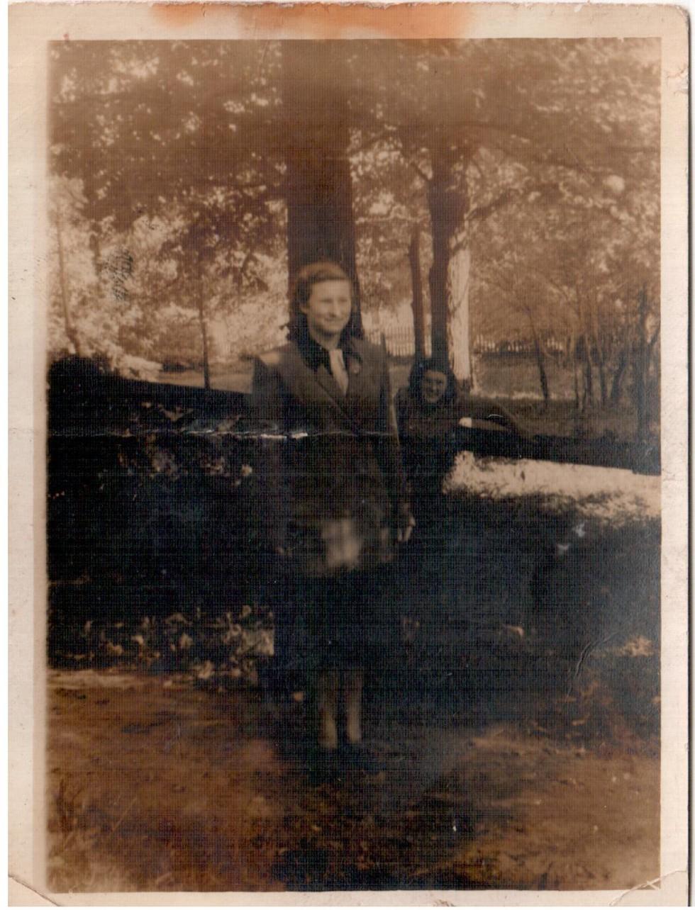 Ольга Грицюк, внучка Демяна Грицюка.