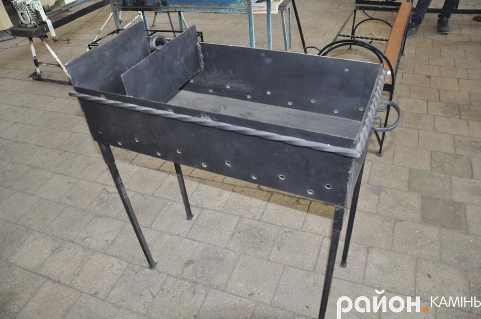 Вироби з металу та зварних металоконструкцій виготовлені з допомогою нового обладнання