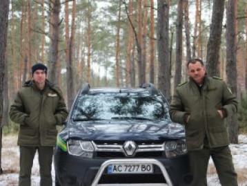 Серед волинських лісівників чимало учасників АТО