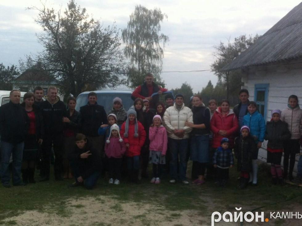 «Зібратися усією родиною нам ще не вдавалося жодного разу», - каже Зінаїда Миколаївна