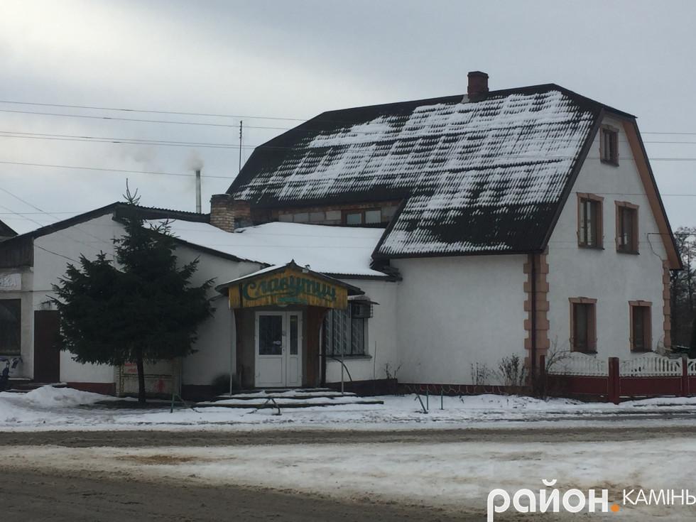 У цьому домі жили Венгловські