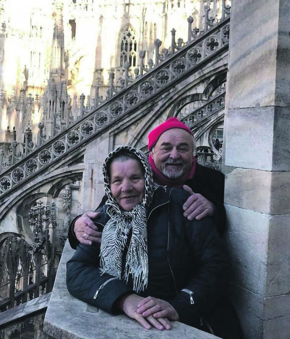 Романтичні миті в Мілані