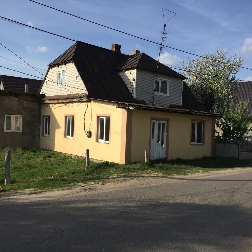 У цьому будинку в 20-30-х роках ХХ ст. проживала родина Маряна Боболовича. Фото травня 2019 р.