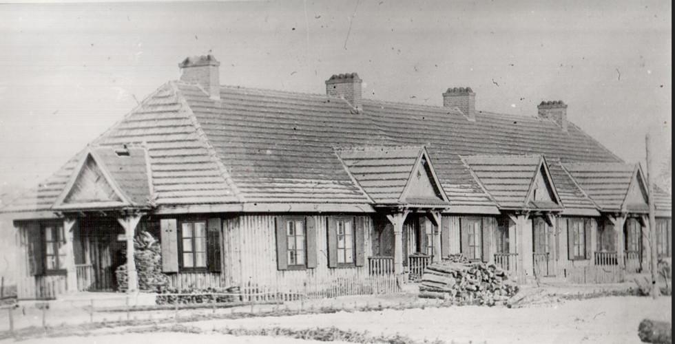 Постерунок поліцейський у Камені - Коширському. 20-30 - і  роки ХХ ст.